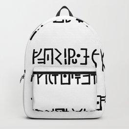- language - Backpack