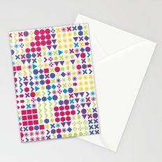Fun Pattern Stationery Cards