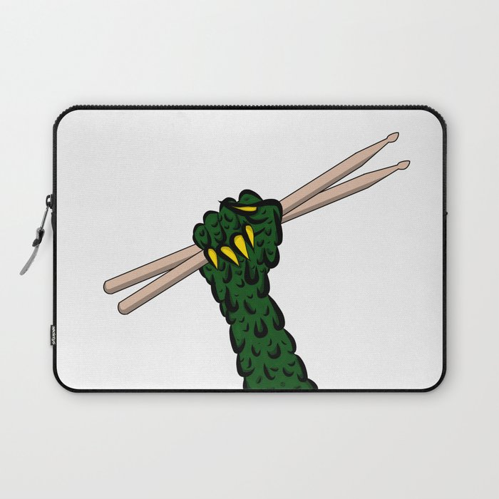 Drum till you Ooze Laptop Sleeve