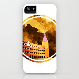 Pedagogical College of Da Lat Vietnamese National Architecture Relic iPhone Case