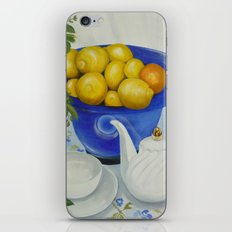 Lemon Tea iPhone & iPod Skin