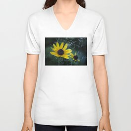 Natural Show Off Unisex V-Neck