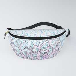 Staghorn Coral Fanny Pack