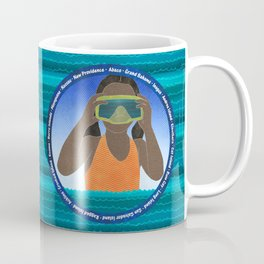 Island Girl Coffee Mug