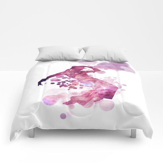 Astral Dancer Comforters