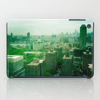 brooklyn iPad Cases featuring Brooklyn by Claire Beaufort