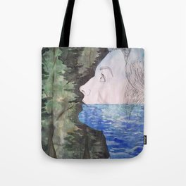 I Think This Is Called Healing Tote Bag