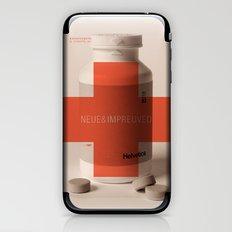 Neue Helvetica iPhone & iPod Skin