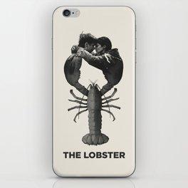 The Lobster (2015) by Yorgos Lanthimos Alternative Poster Design iPhone Skin