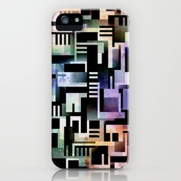 Tlaloque iPhone Case