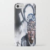 30 seconds to mars iPhone & iPod Cases featuring mars by Christopher Williams