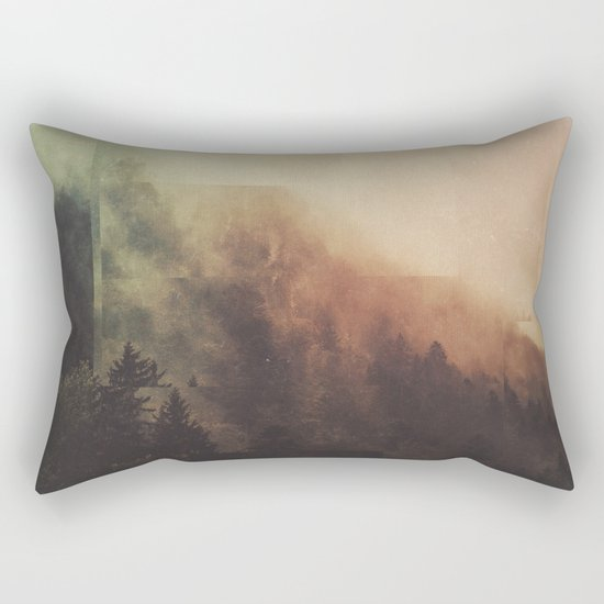 Fractions A35 Rectangular Pillow