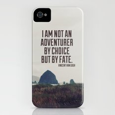 Adventurer by Fate iPhone (4, 4s) Slim Case