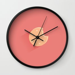 Ice Cream Biscuit Wall Clock