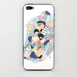 Love is for the Brave iPhone Skin