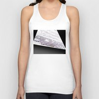 building Tank Tops featuring Building by ONEDAY+GRAPHIC