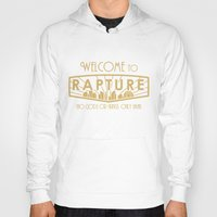 Hoodies featuring BioShock Rapture by KerzoArt