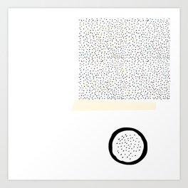 Composición IV Art Print