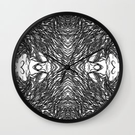 Subconscious Thoughts  Wall Clock