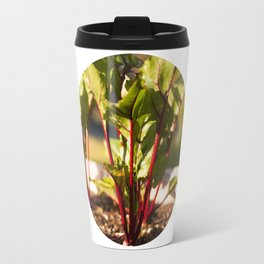Beet Leaves Travel Mug