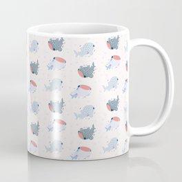 Whale Shark Buddies Coffee Mug