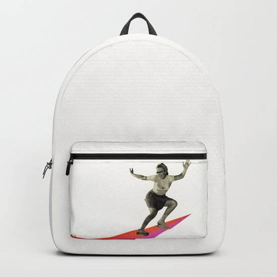 Skate the Day Away Backpack