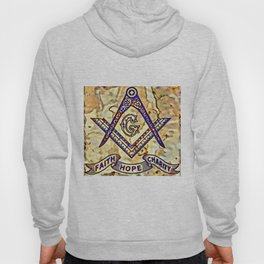 Masonic Symbolism Hoody