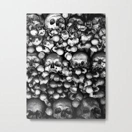 Sedlec VII Metal Print
