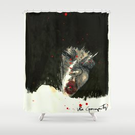 LGHTS Shower Curtain
