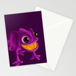 Violet Pascal Stationery Cards