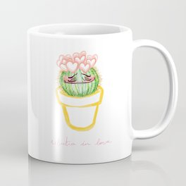 Rebutia in love Coffee Mug