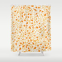 Terrazzo AFE_T2019_S12_5 Shower Curtain