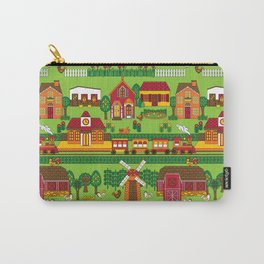 Around Town Natural Carry-All Pouch