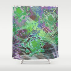 Stop the Hate Shower Curtain
