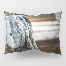 Pulley Pillow Sham