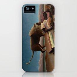 Henri Rousseau - The Sleeping Gypsy iPhone Case