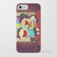 dancing iPhone & iPod Cases featuring Dancing! by LesliePinto