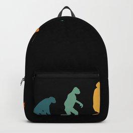 Ukulele Evolution Retro Player Uke Backpack
