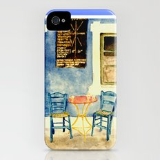 Greek memories No. 2 Slim Case iPhone (4, 4s)