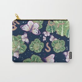mischief in the garden Carry-All Pouch