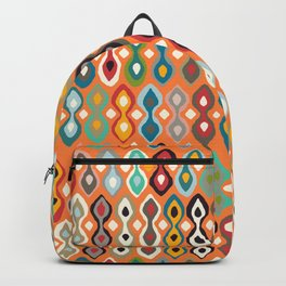 brocade orange peel Backpack