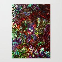 Windowbright Canvas Print