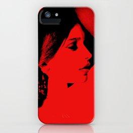 M A D E M O I S E L L E iPhone Case