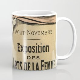 La Parisienne 1892 Women's Art Coffee Mug