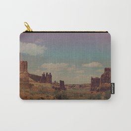 Utah Exploring Carry-All Pouch