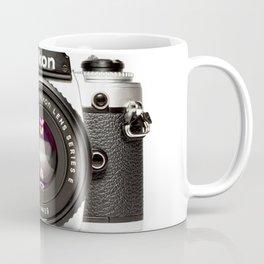 Nikon Camera Style Coffee Mug