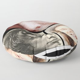 Harry Styles, One Direction, 1D, 1dFanArt Floor Pillow