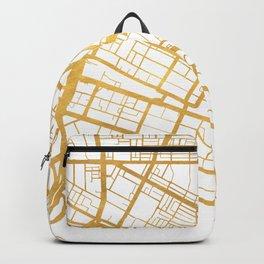 PERTH AUSTRALIA CITY STREET MAP ART Backpack