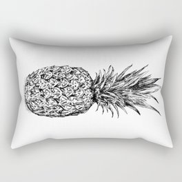 Pineapple print Rectangular Pillow