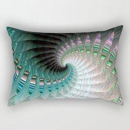 Chambered Spiral Rectangular Pillow